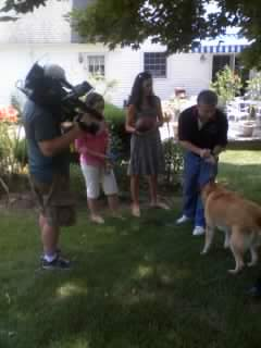 Jun25 bob%20camera%20dog%202 A Real Life Dog Whisperer Robert Brandau on FOX