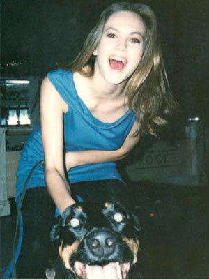 asot Diane Lane Diane Lane and Bob's Trudy Dog